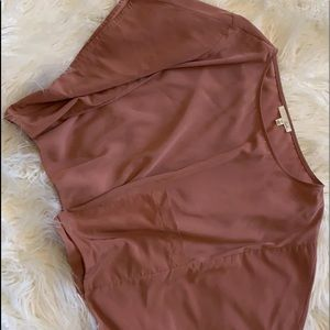 Nordstrom lush blouse